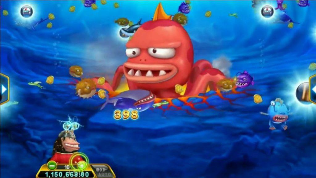 เกมยิงปลาออนไลน์ รวย